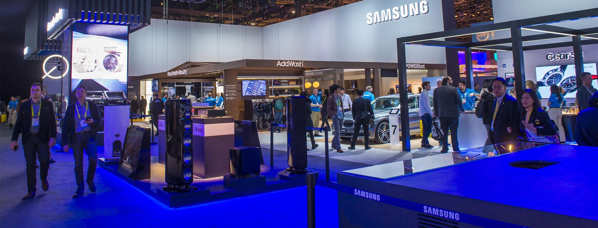 Exhibition Stand builder in Dubai
